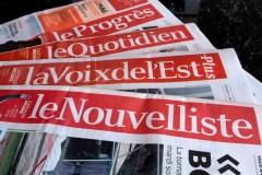 Crise des médias: Legault demande aux Québécois de s'abonner aux journaux