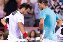 Nadal défait Fognini et atteint le carré d'as à la Coupe Rogers de Montréal