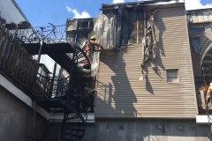 Incendie dans le Sud-Ouest de Montréal