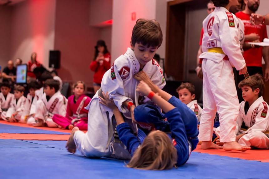 Portes-ouvertes pour découvrir le jiu-jitsu brésilien