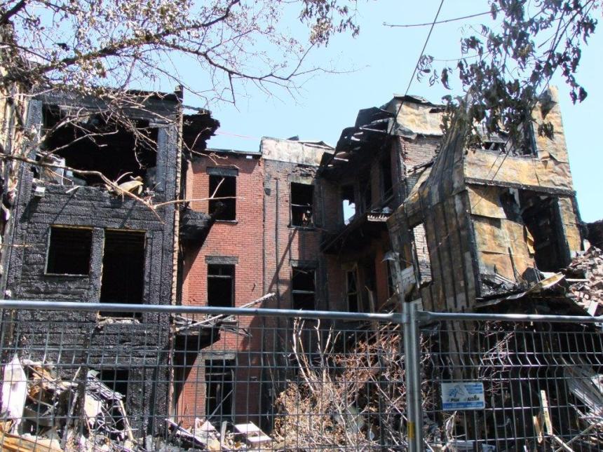 Incendie destructeur dans le Sud-Ouest de Montréal