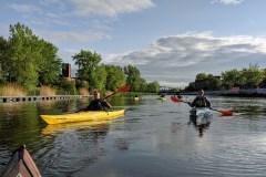 Promenade historique sur le canal de Lachine