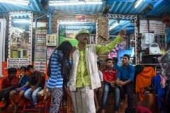 Inde: une académie Bollywood dans un bidonville de Bombay