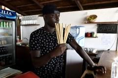 Sénégal: un restaurant «zéro plastique» à Dakar