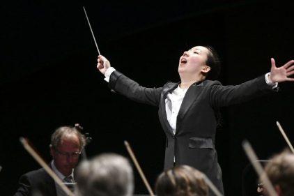 Une Japonaise remporte le Concours international de jeunes chefs d'orchestre de Besançon