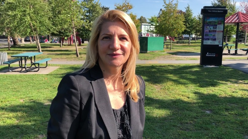 Patricia Lattanzio : libérale depuis son enfance
