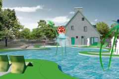 Parc Jean-Amyot: une nouvelle pataugeoire pour 2020