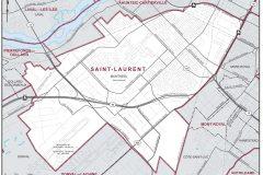 Élections fédérales: Saint-Laurent sous tous ses angles