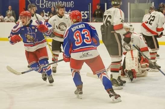 Un début de saison sans capitaine pour les Rangers de Montréal-Est