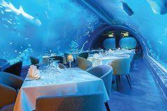 Thaïlande: le plus grand restaurant sous-marin au monde ouvre ses portes