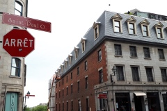 Vieux-Montréal: un organisme craint pour la protection du patrimoine