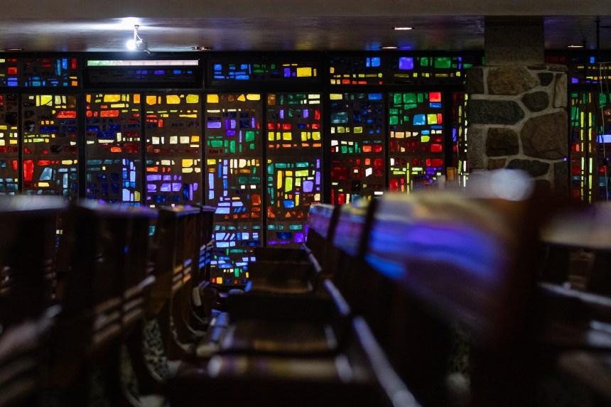 Patrimoine religieux: divine architecture moderne