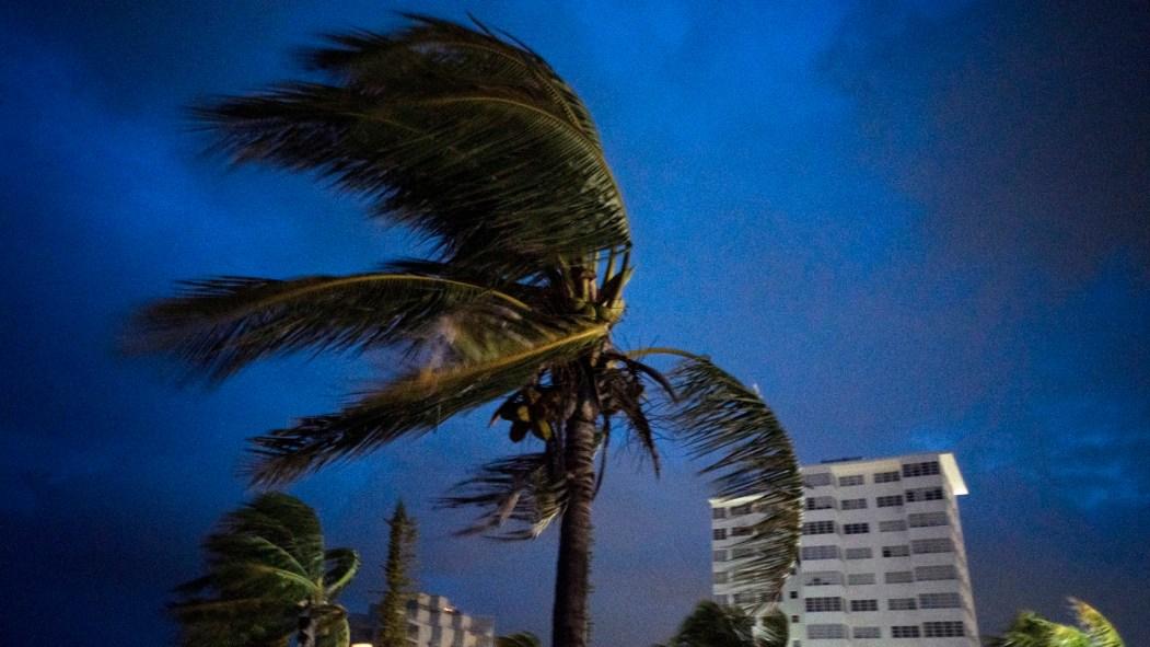 Ouragan Dorian aux Bahamas