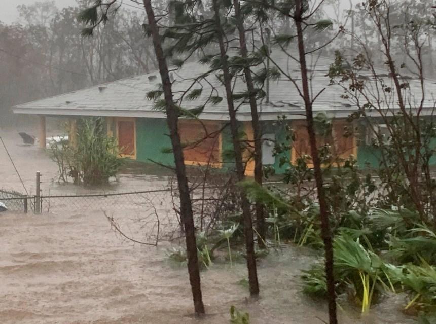 Ouragan Dorian: les Bahamas durement frappées