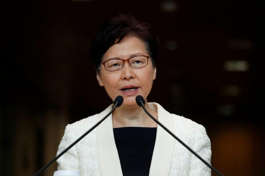 Hong Kong: retrait du texte sur les extraditions à l'origine des protestations