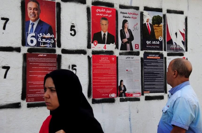 Tunisie: le débat entre candidats à la présidentielle salué malgré quelques défauts