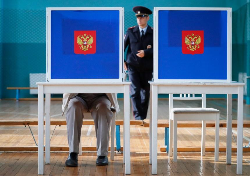 Russie: jour de vote après une vague de répression