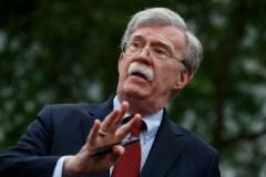 Trump se sépare de John Bolton, son conseiller à la sécurité nationale