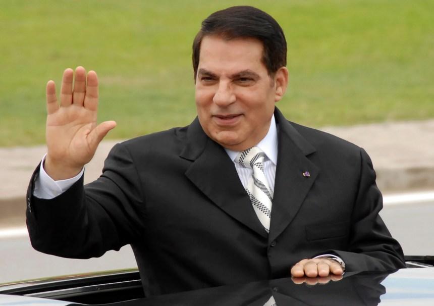 Tunisie: décès du président Ben Ali, déchu lors de la révolution de 2011