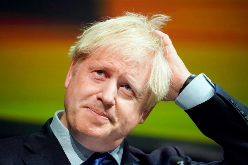 Brexit: Johnson compare le Royaume-Uni à Hulk