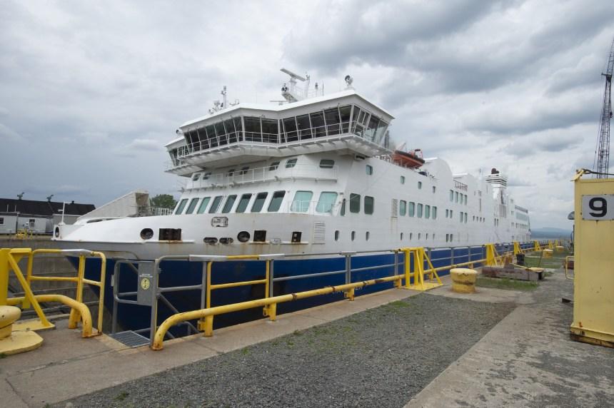 La vérificatrice générale du Québec va enquêter sur le traversier F.-A.-Gauthier