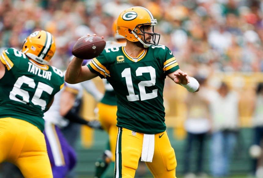 Un bon début de match aide les Packers à gagner 21-16 contre les Vikings
