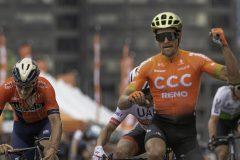 Le Belge Greg Van Avermaet remporte le Grand Prix cycliste de Montréal
