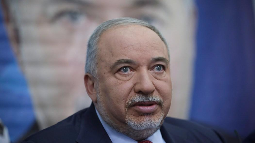 Israël: Avigdor Lieberman