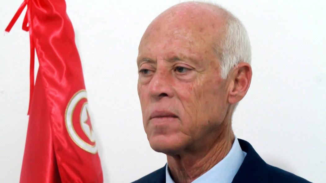Présidentielle en Tunisie: Kais Saied en tête du premier tour