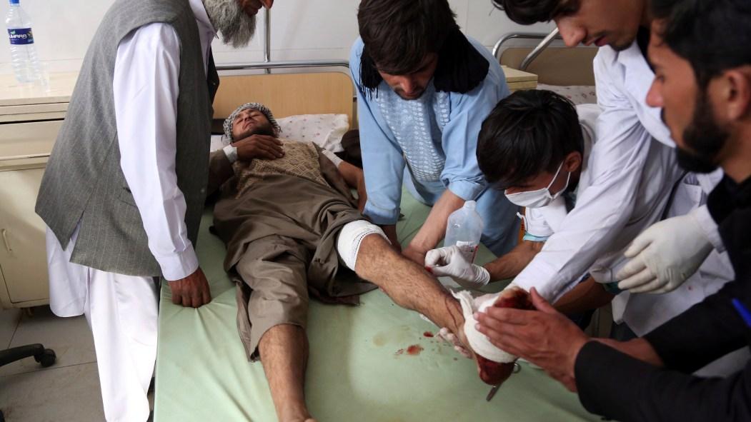 Afghanistan: blessés lors d'un attentat des talibans