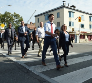 Scheer et Trudeau reprennent le collier; Singh et Blanchet traitent du climat