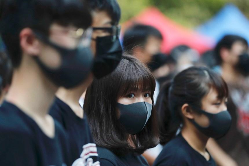 70e anniversaire de la Chine populaire: Hong Kong se prépare à des violences