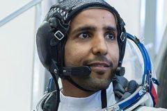 Hazza Al Mansouri, premier astronaute émirati à rejoindre l'ISS