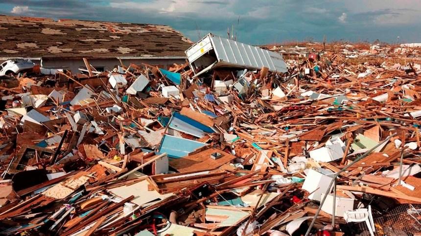 Ouragan Dorian: le bilan monte à 30 morts aux Bahamas
