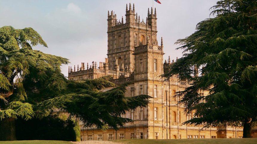 Le château de «Downtown Abbey» à louer sur Airbnb