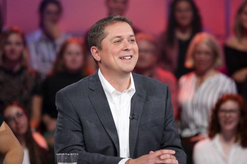 TLMEP: Andrew Scheer ouvre la porte à une taxation des GAFA