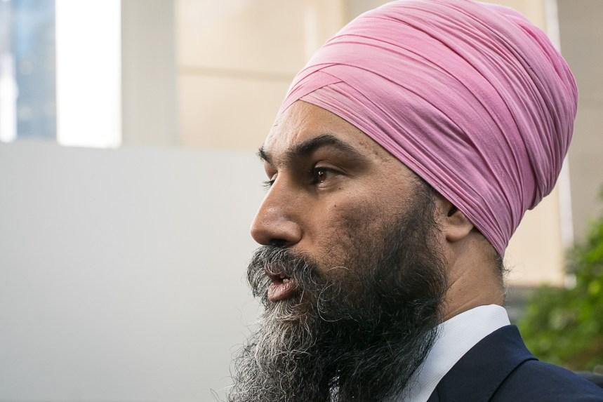 Jagmeet Singh souligne les avancées des gouvernements minoritaires