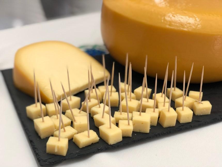 Les Açores: l'archipel du fromage