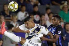L'Impact manque d'opportunisme et encaisse un revers de 2-1 face au Galaxy