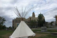 La rentrée des étudiants autochtones