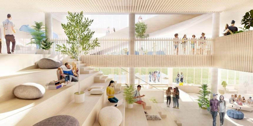 L'école de l'avenir en 2021