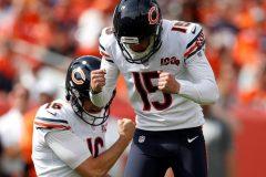 Un placement de 53 verges d'Eddy Pineiro permet aux Bears de battre les Broncos