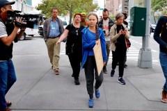 Marche du 27 septembre: Greta Thunberg ne viendra pas au parlement