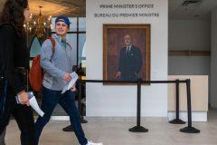 Brian Mulroney inaugure un institut qui porte son nom à St. Francis Xavier