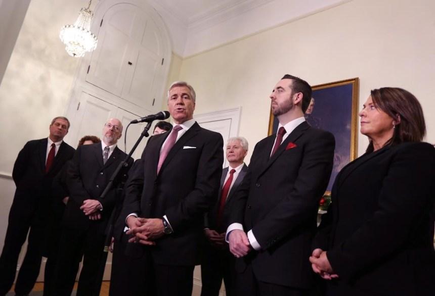 Terre-Neuve: un ministre démissionne après les propos sur la «carte de la race»