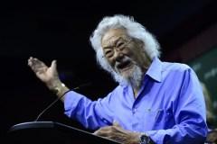 Environnement: David Suzuki salue la mobilisation de la jeunesse