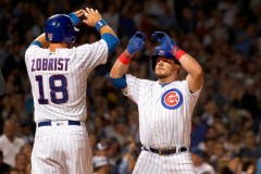 Ligue nationale: les Cubs s'approchent à un demi-match des Nationals