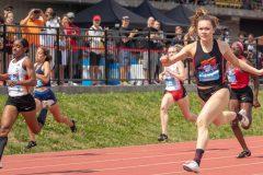 De grands changements pour l'athlète Catherine Léger