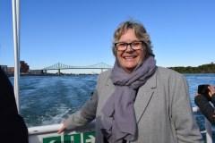 Des idées pour améliorer la navette fluviale
