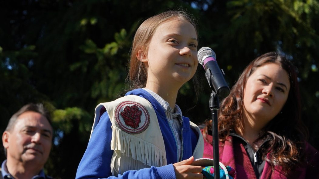 effet Greta Thunberg